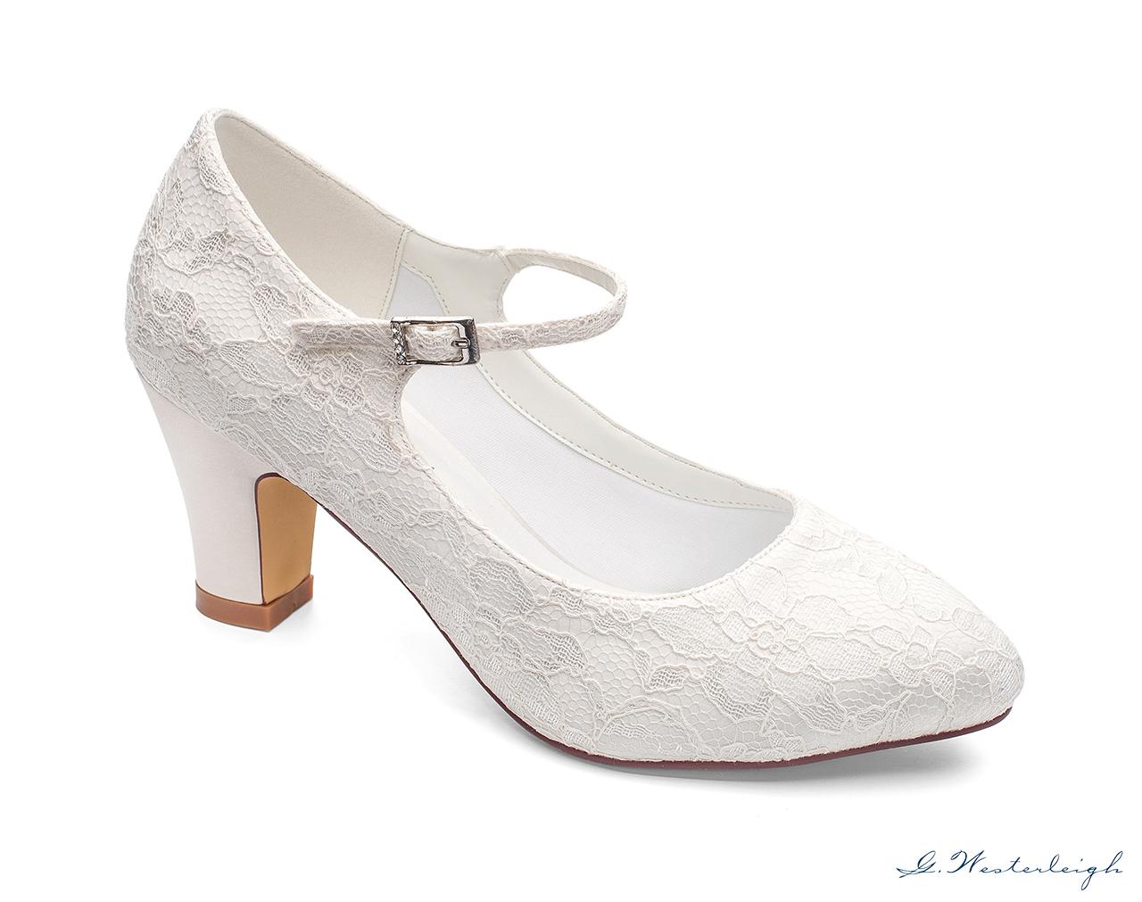 00c95fdac88 Agnes Bridal shoe- gwesterleigh.com