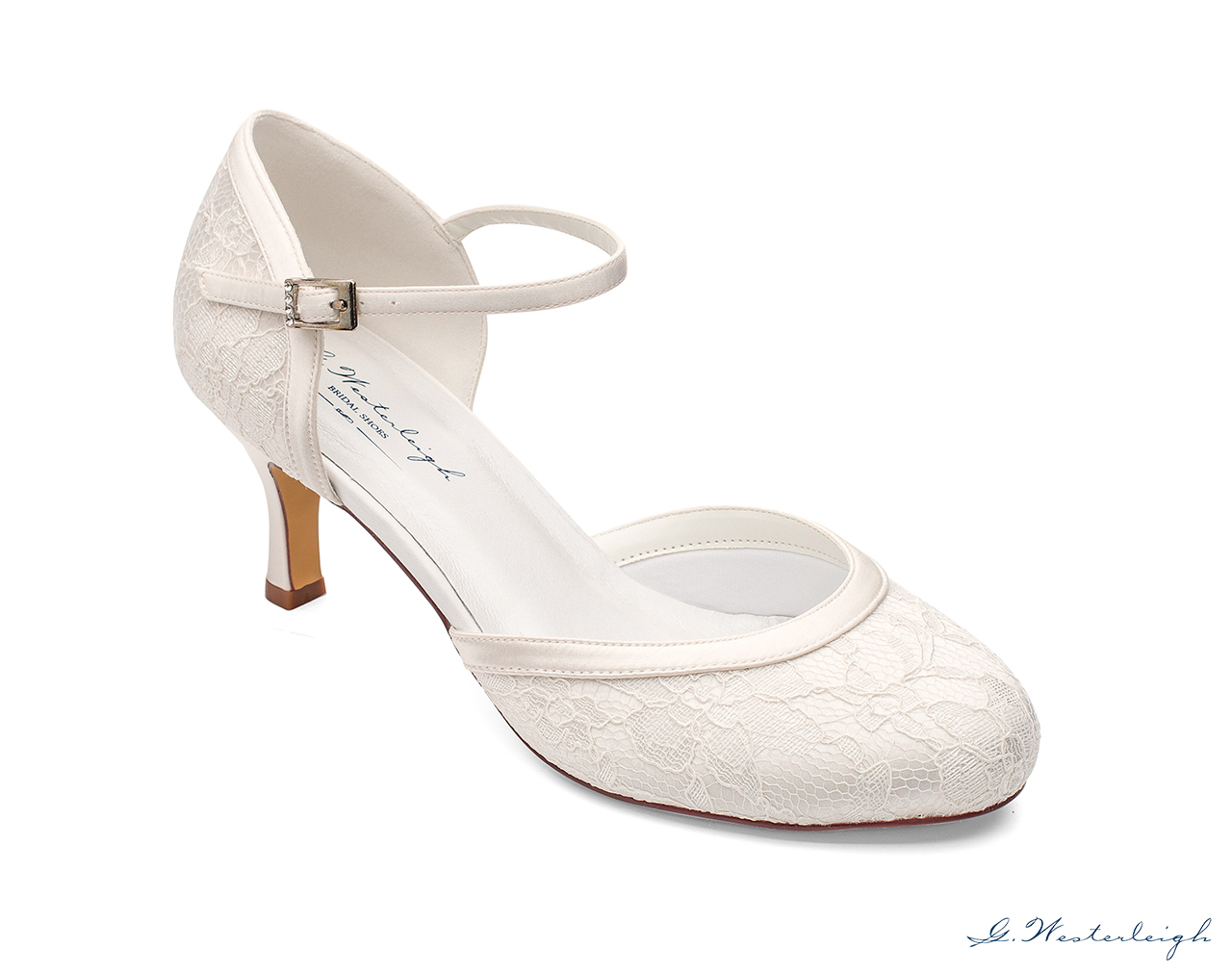 7cadded100 Daisy Menyasszonyi cipő- gwesterleigh.com