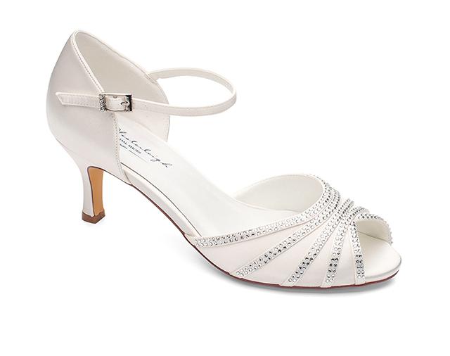 06a281166f Jessica Menyasszonyi cipő- gwesterleigh.com