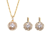 DZ0563G Jewellery set1