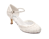 Daisy Bridal shoe1
