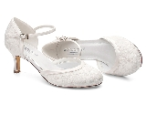 Daisy Bridal shoe2