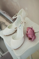 Daisy Bridal shoe6